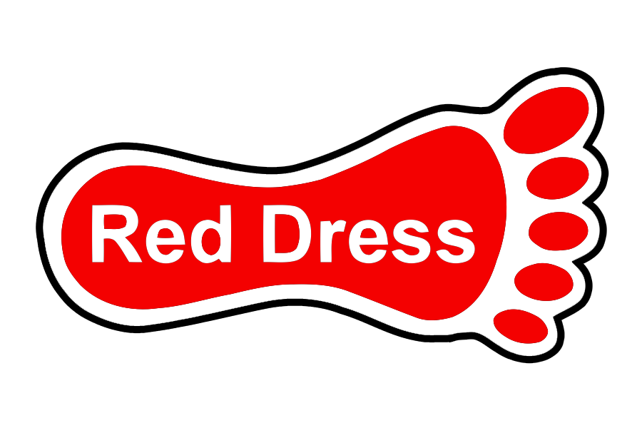 O2H3 Red Dress Weekend