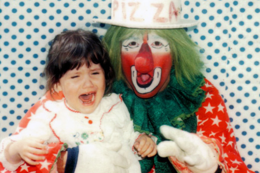 o2h3 #2003: Coulrophobia Hash