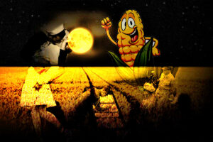 o2h3 #2009: V-J Day Full Corn Moon Hash